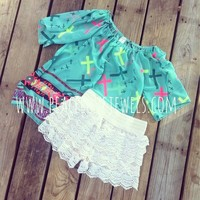 Mint on my mind from PeaceLove&Jewels