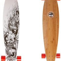 Arbor Timeless Pin Bamboo Complete Longboard, 46""