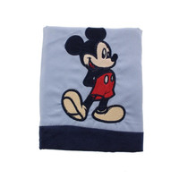 Disney Baby  Classically Cute Mickey Mouse Baby Boy Nursery Window Valance