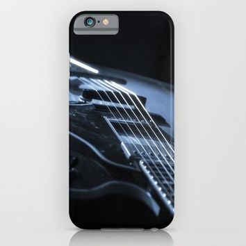 Guitar Light iPhone & iPod Case by Cinema4design | Society6