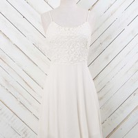 Altar'd State Laid Back in Lace Dress | Altar'd State