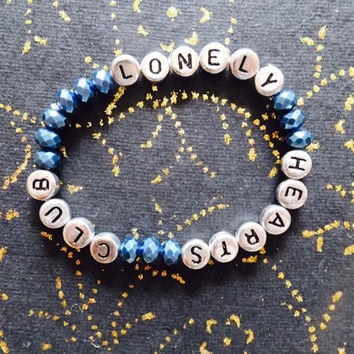 "Marina and the Diamonds - ""Lonely Hearts Club"" Bracelet  ***30% OFF!***"