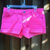 RADD PINK SUMMER SHORTS