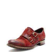 Sunday Buckle Monkstrap Oxford