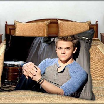 "New Hunter Hayes Country Music Autograph - 20 "" x 30 "" inch,Pillow Case and Pillow Cover."