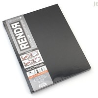 JetPens.com - Crescent Rendr No Show Thru Hardbound Sketchbook - 8.5
