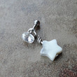 White Turquoise Star Cartilage Tragus Earring Piercing Helix