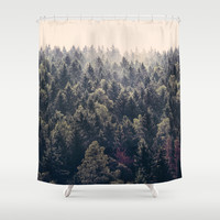 Come Home Shower Curtain by Tordis Kayma