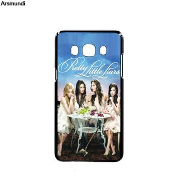 Arsmundi Pretty Little Liars Freeform Phone Cases for iPhone 5C 5S 6S 7 8 Plus  XR XS Max for X 6 Case Soft TPU Rubber Silicone
