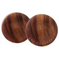 """Build Your Chechen Wood Plugs (2g-3"""")"""