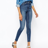 Monki Oki High Waisted Jean