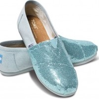 Silver Blue Youth Glitters
