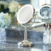 Vanity Mirror with LED Surround Light
