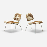 LCMs, pair by Charles and Ray Eames