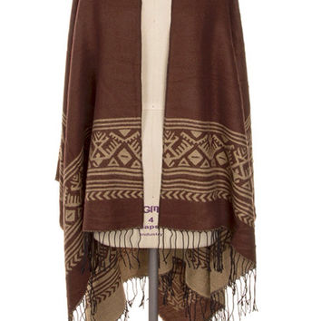 Women Ponchos Poncho Ethnic Clothing Top Selling Shop - By PiYOYO