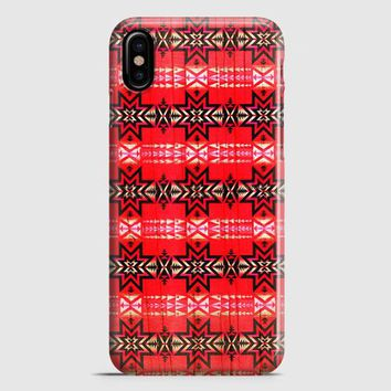 Pendleton Cotton Spa Towels iPhone X Case