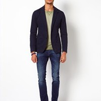 United Colors Of Benetton Worker Blazer at asos.com