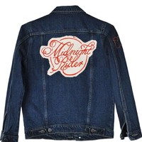 Midnight Rider Embroidered Midnight Rider Jacket