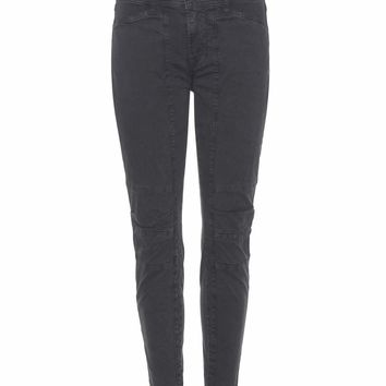 Ginger Utility mid-rise skinny jeans