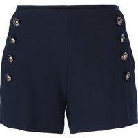 Chloé Buttoned Shorts - Changing Room - Farfetch.com