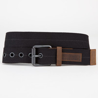 Element Harrow Belt Black  In Sizes