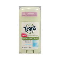 Tom's of Maine Women's Antiperspirant Deodorant Unscented - 2.25 oz - Case of 6