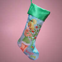 Adorable Disney Christmas Stockings! Happy Holidays! X-Large Version-Frozen