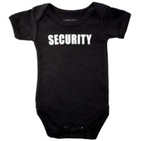 Luvable Friends Wild Boy Bodysuit - 60320, Security, 6-9 months