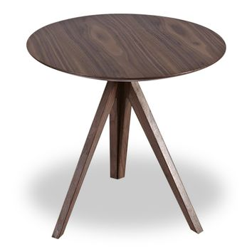 Centinela Side Table WALNUT