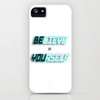 Be You iPhone Case by Alice Gosling   Society6