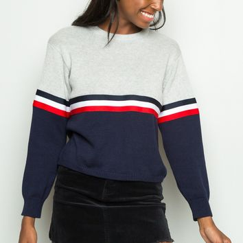 Corrine Sweater - Clothing
