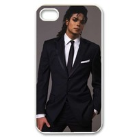 Michael Jackson Iphone 4/4s Cases Cover, Top Iphone 4/4s Case