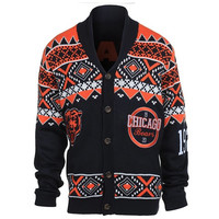 Chicago Bears Official NFL Ugly Cardigan