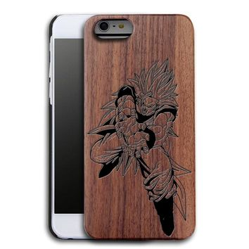 DragonBall Luxury Carved Wood Hard Wooden Protector Back Case Cover for Apple iPhone 5s/SE/6/6 plus&Samsung Galaxy S6/S6 Edge/S7