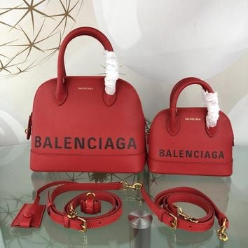 DCCK Balenciaga Trendy graffiti shell bag 26-12-22CM Samll 18-8-15CM Red Black 6