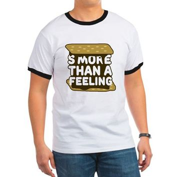 S'more Than a Feeling Ringer T
