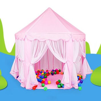 discovery kids princess play castle manual