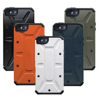 Luxury new arrival American brand Armor protective cover slim shockproof 3d case for iPhone 4 4s 5 5s 6 4.7 5.5 inch plus