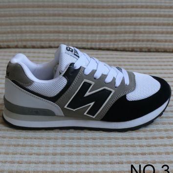 New Balance 2018 new men and women trend N word casual shoes NO.3