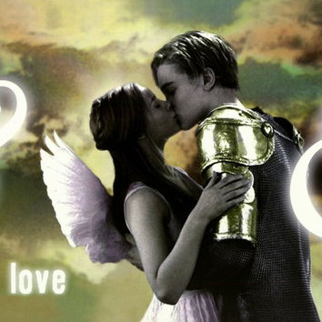 William Shakespeare's Romeo & Juliet 11x14 Movie Poster (1996)