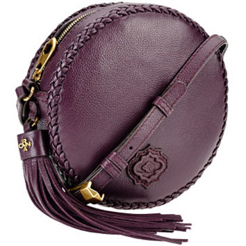 orYANY Pebble Leather Canteen Bag - Kaye - A270289 — QVC.com
