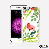 Floral Watercolor Cell Phone for Apple iPhone 6 Case / 6 Plus, iPhone5, Galaxy s5, Galaxy s6, Note 4