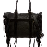 Liebeskind Berlin | Paula Leather Fringe Tote | Nordstrom Rack