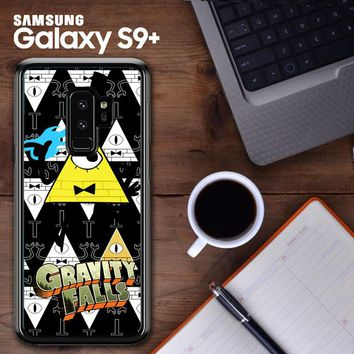 Gravity Falls Bill Cipher W3347 Samsung Galaxy S9 Plus Case