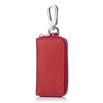 Leather Key Keeper & Coin Purse