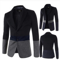 Slim Casual Hot Sale Men Jacket = 6458595331