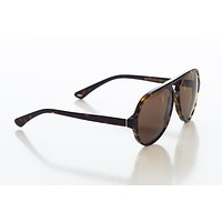 Scottie Originale Sunglasses in Dark Havana with Safari Brown Lens by Red's Outfitters