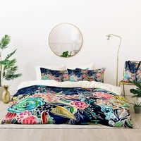 Stephanie Corfee Night Bloomers Bed In A Bag | Deny Designs