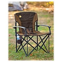 Bass Pro Shops Big Outdoorsman XL Fold-Up Chair