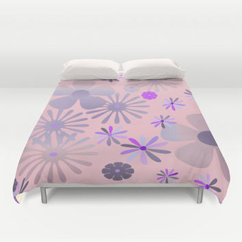 Duvet Cover - 3 different sizes - For Full, Queen and King Size Duvet Inserts, Without Inserts, Bedroom, Home decor For Christmas!